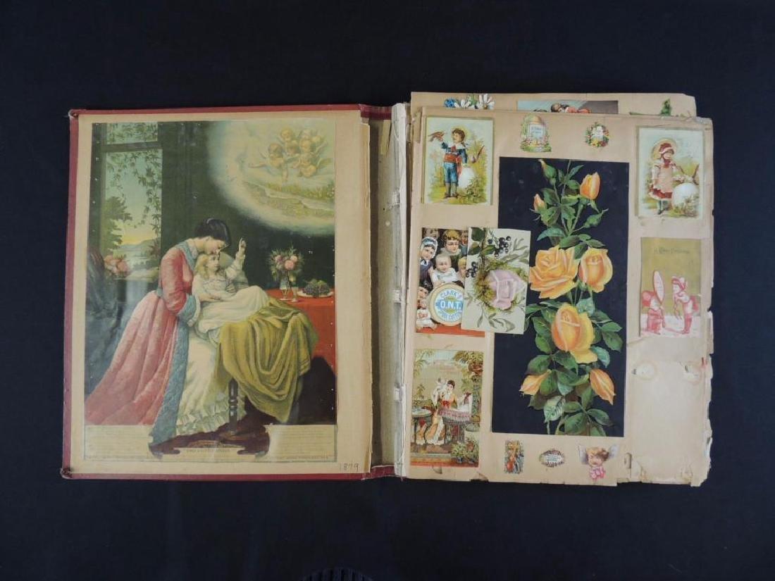 Victorian Scrap Book Album - 2