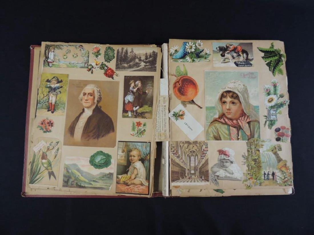 Victorian Scrap Book Album - 3
