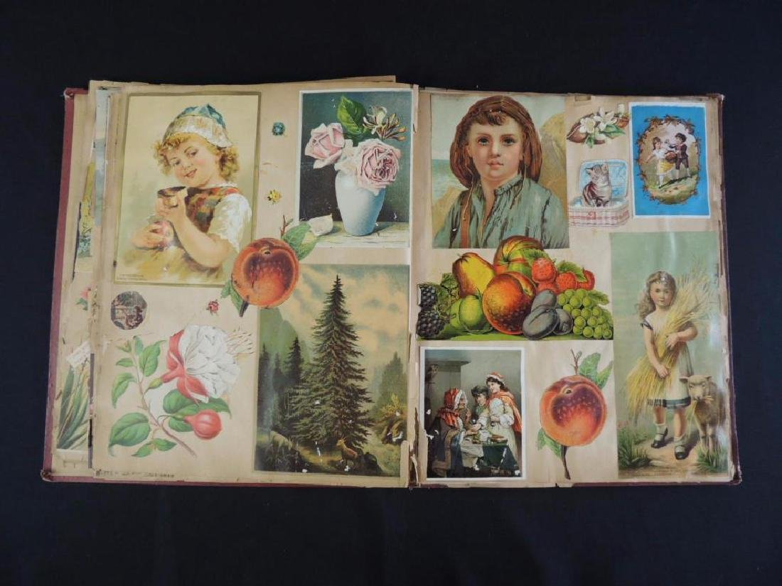 Victorian Scrap Book Album - 4
