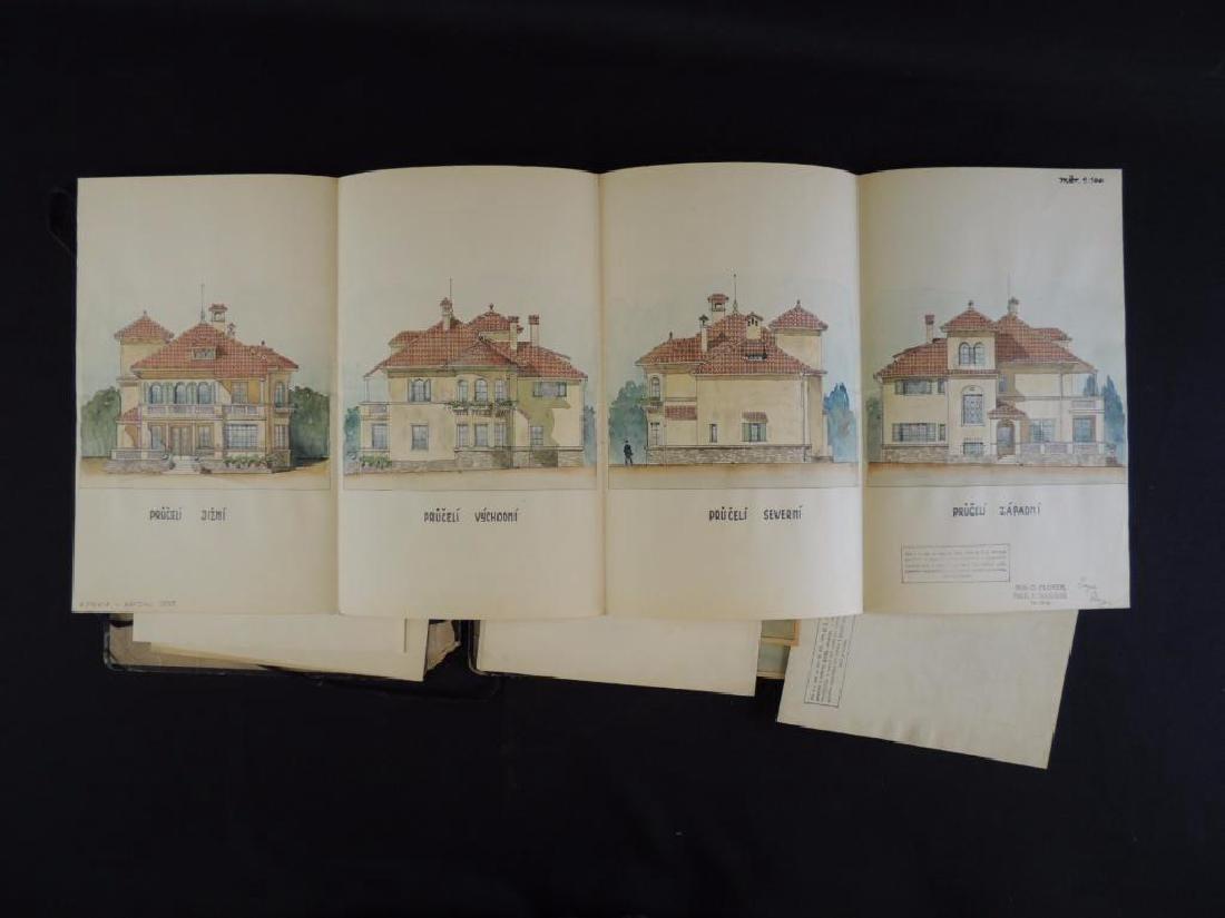 Italian House Blueprints Portfolio� - 4