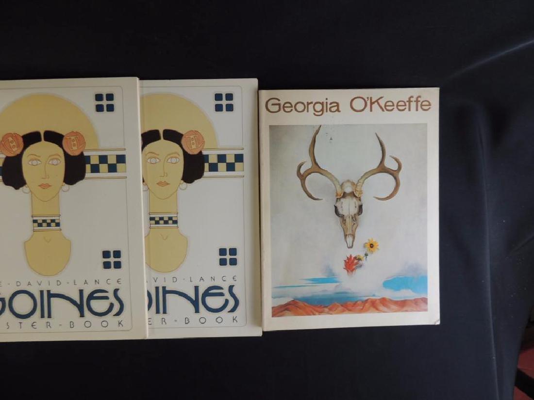 Group of 5 Art Books - 2