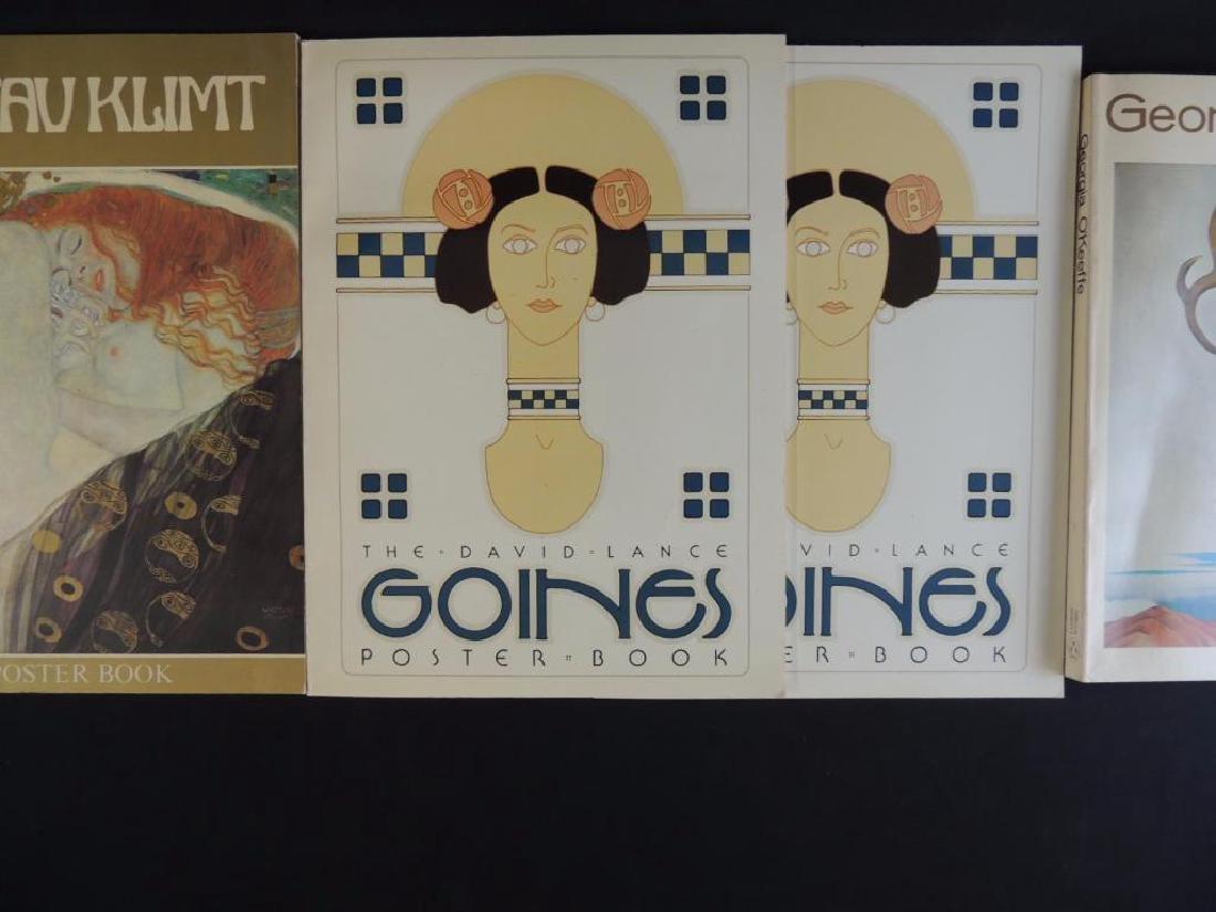 Group of 5 Art Books - 3