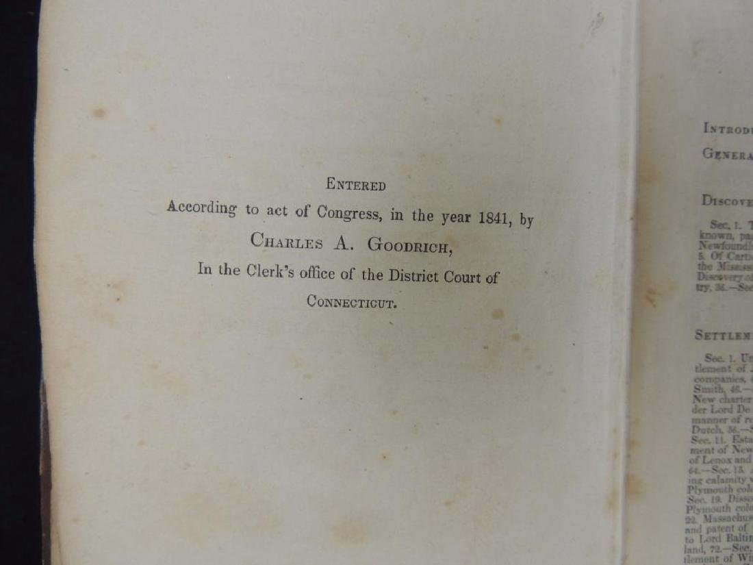 1845's History of the United States of America by - 4