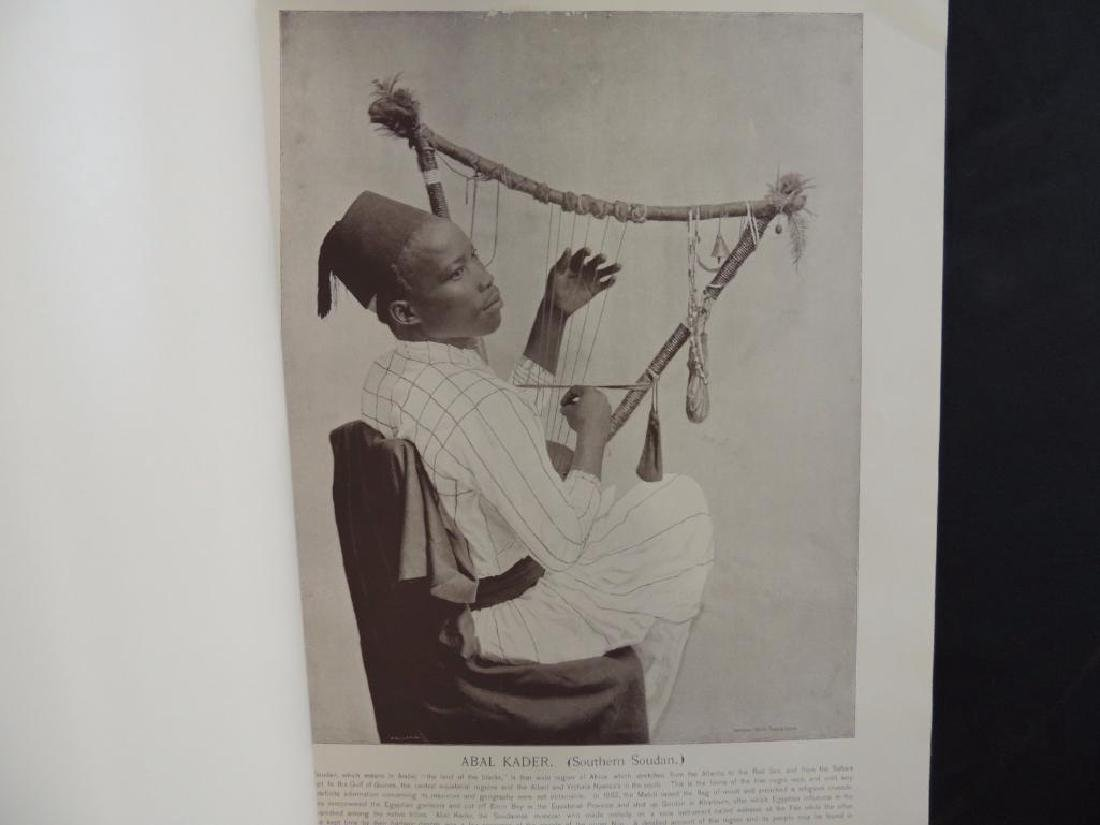 1894's Portrait Types of the Midway Plaisance by F.W. - 4