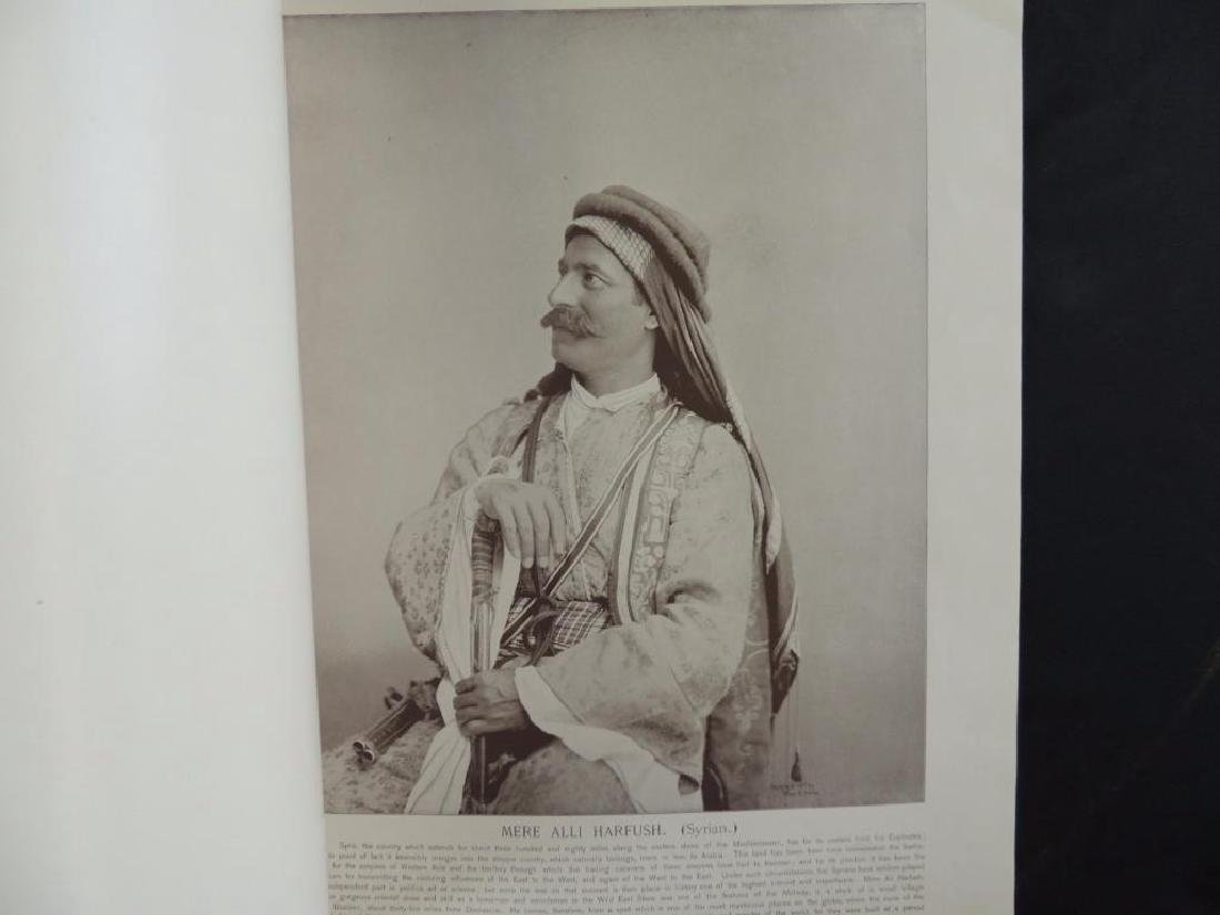 1894's Portrait Types of the Midway Plaisance by F.W. - 6