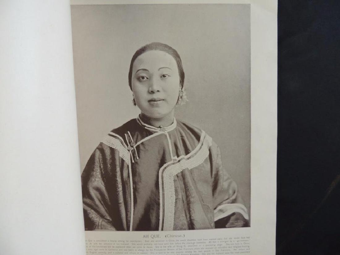 1894's Portrait Types of the Midway Plaisance by F.W. - 7