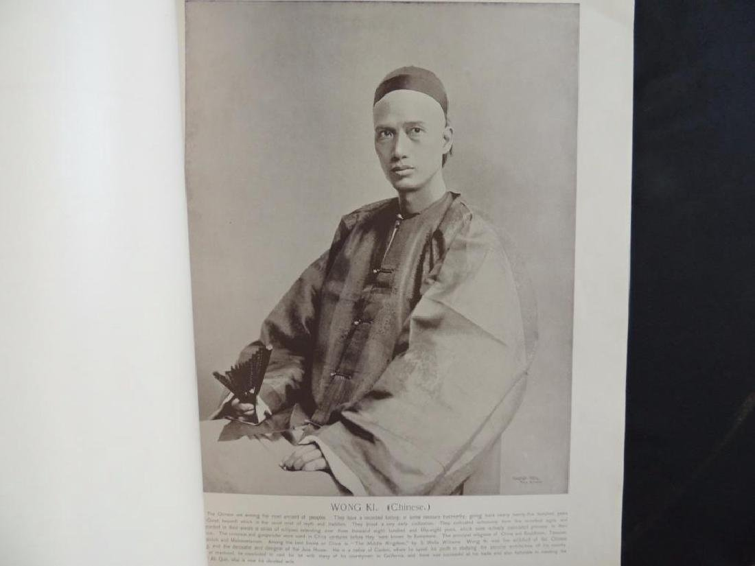1894's Portrait Types of the Midway Plaisance by F.W. - 8