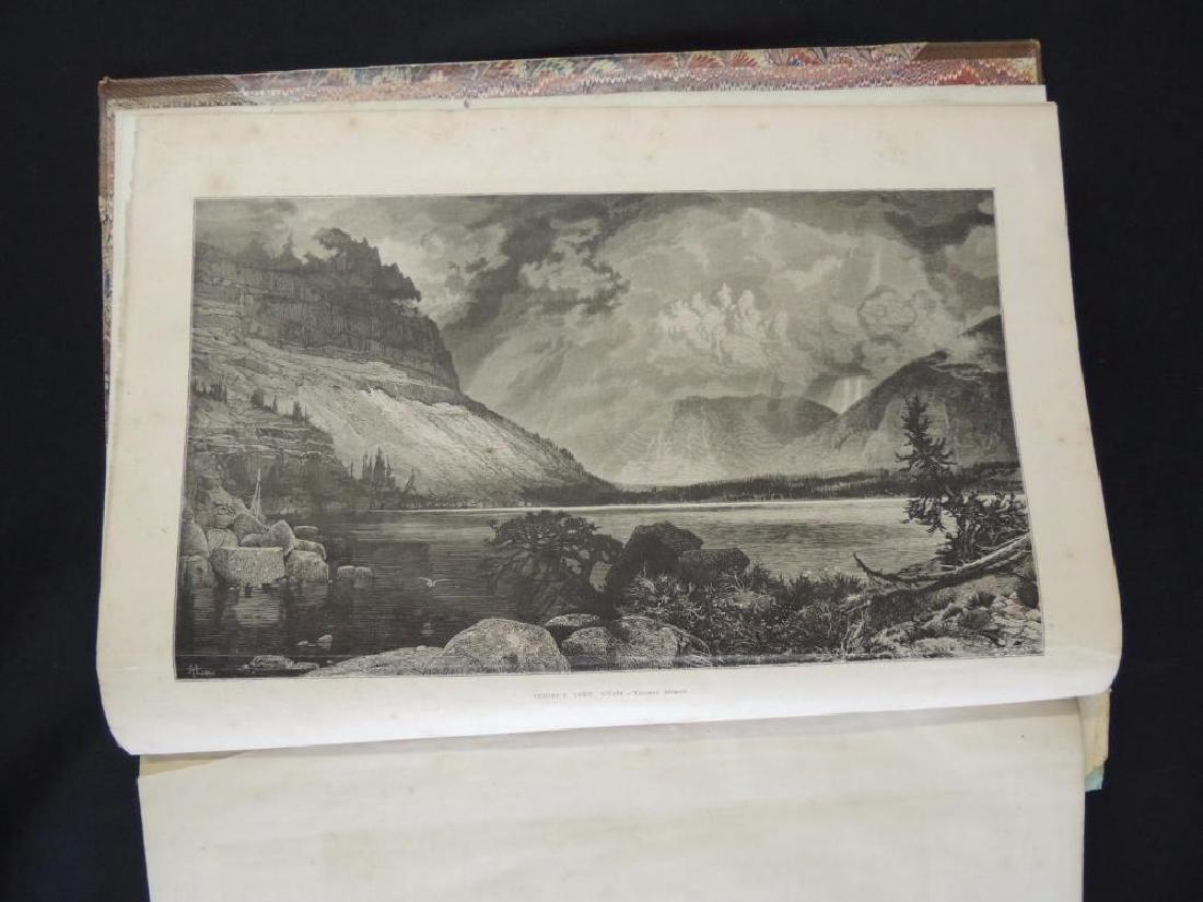 1874 The Aldine Bound Book No. 1-12 - 2