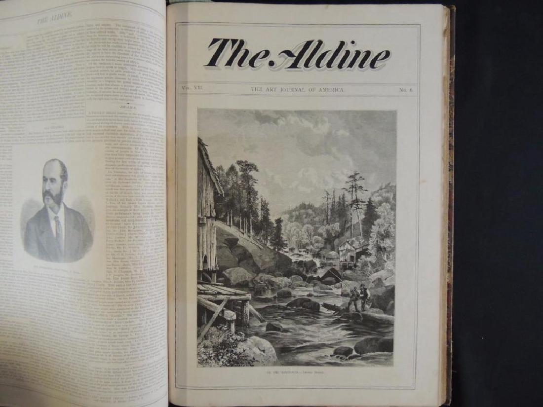 1874 The Aldine Bound Book No. 1-12 - 5