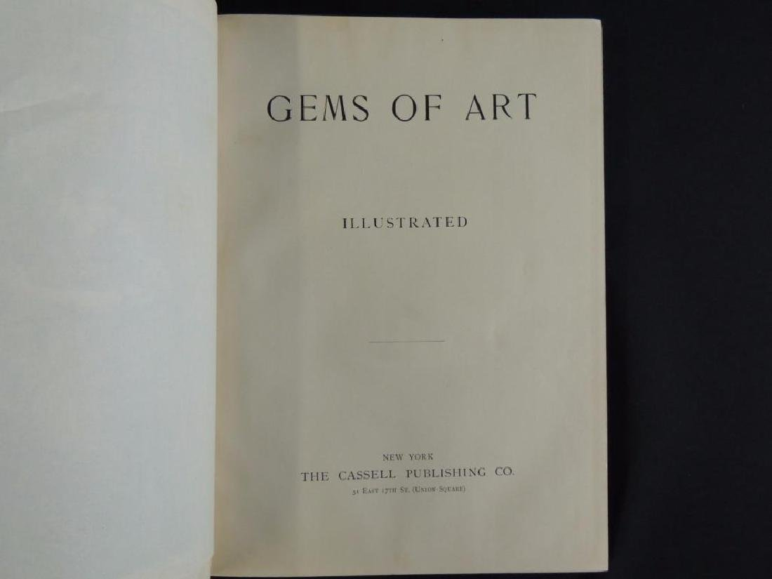 Art Treasures of Germany and Gems of Art Antique Books - 6