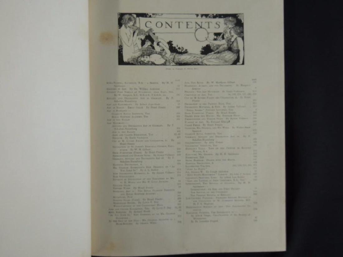 Art Treasures of Germany and Gems of Art Antique Books - 7