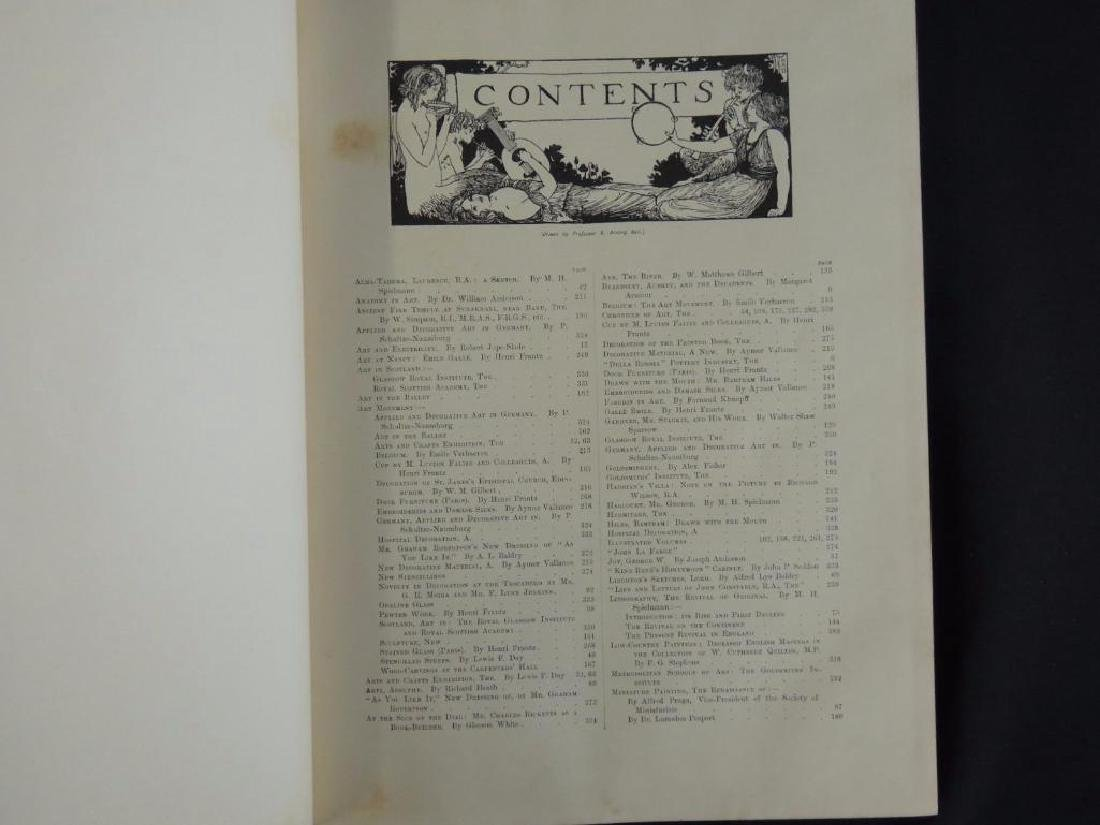 Art Treasures of Germany and Gems of Art Antique Books - 8