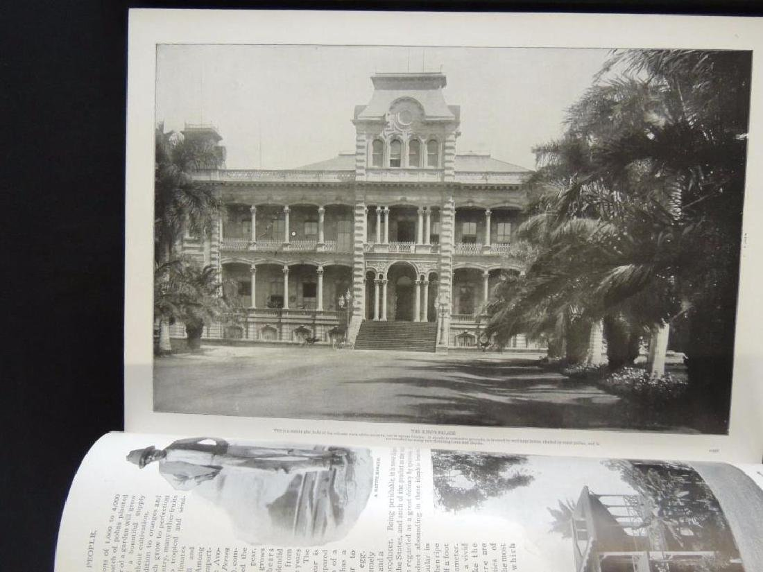 1899 Vol. 1 and 2 of Our Islands and Their People - 8