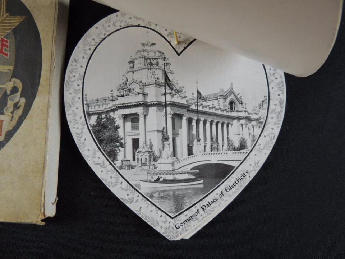 1904 The Heart of the Exposition St. Louis Souvenir - 2