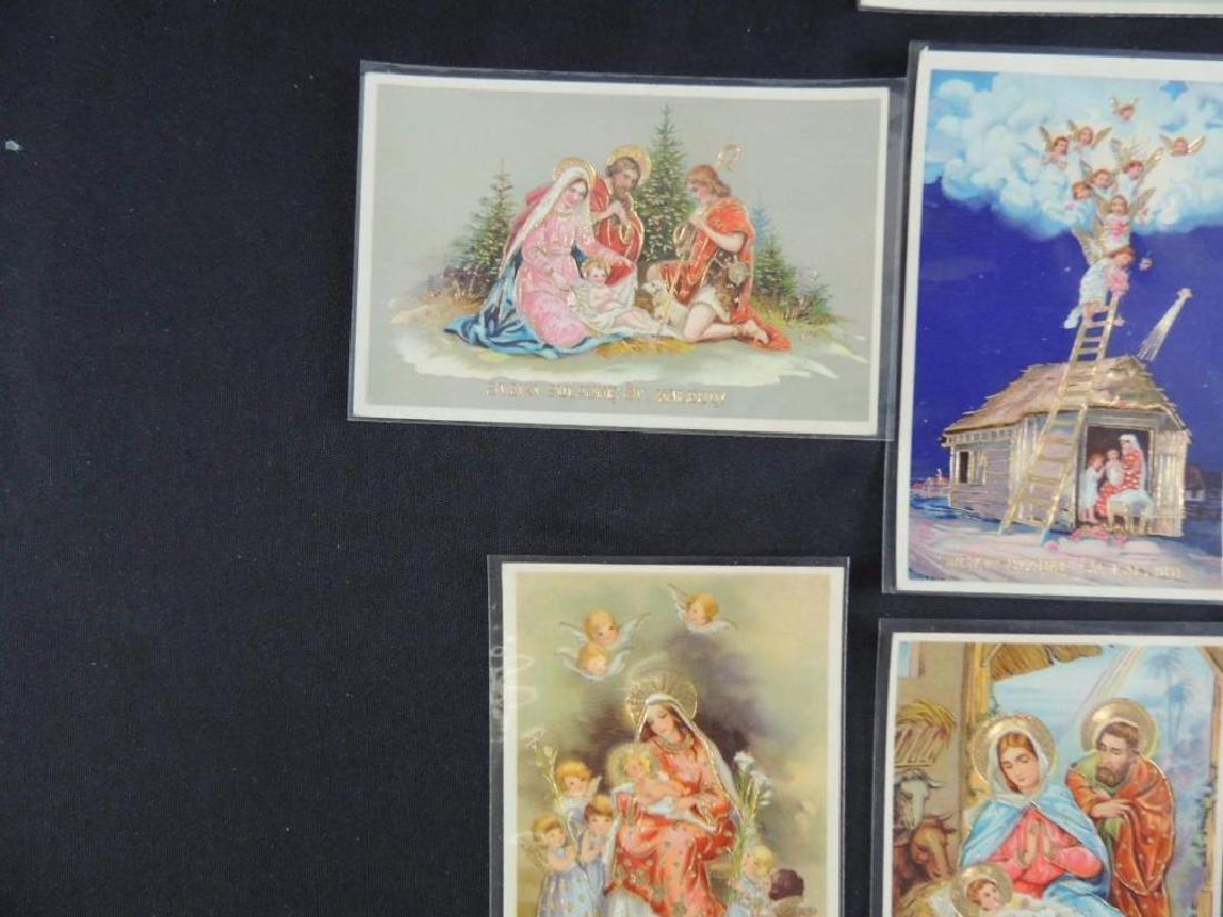 Set of 10 Lithuanian Christmas Cards - 4