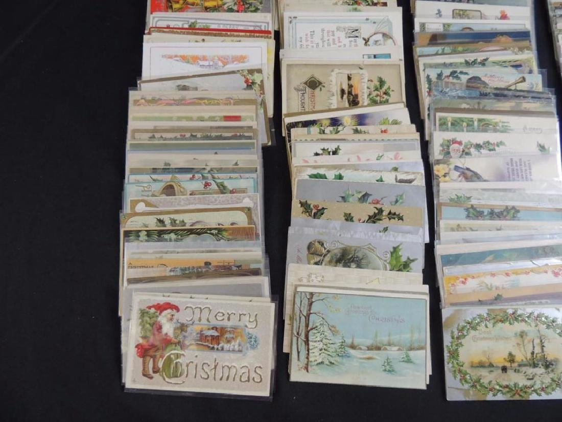 Group of Approximately 200 Plus Christmas Postcards - 5