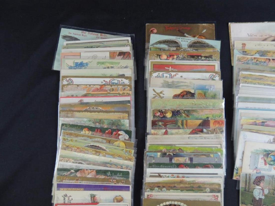 Group of Approximately 100 Plus Thanksgiving Postcards - 4