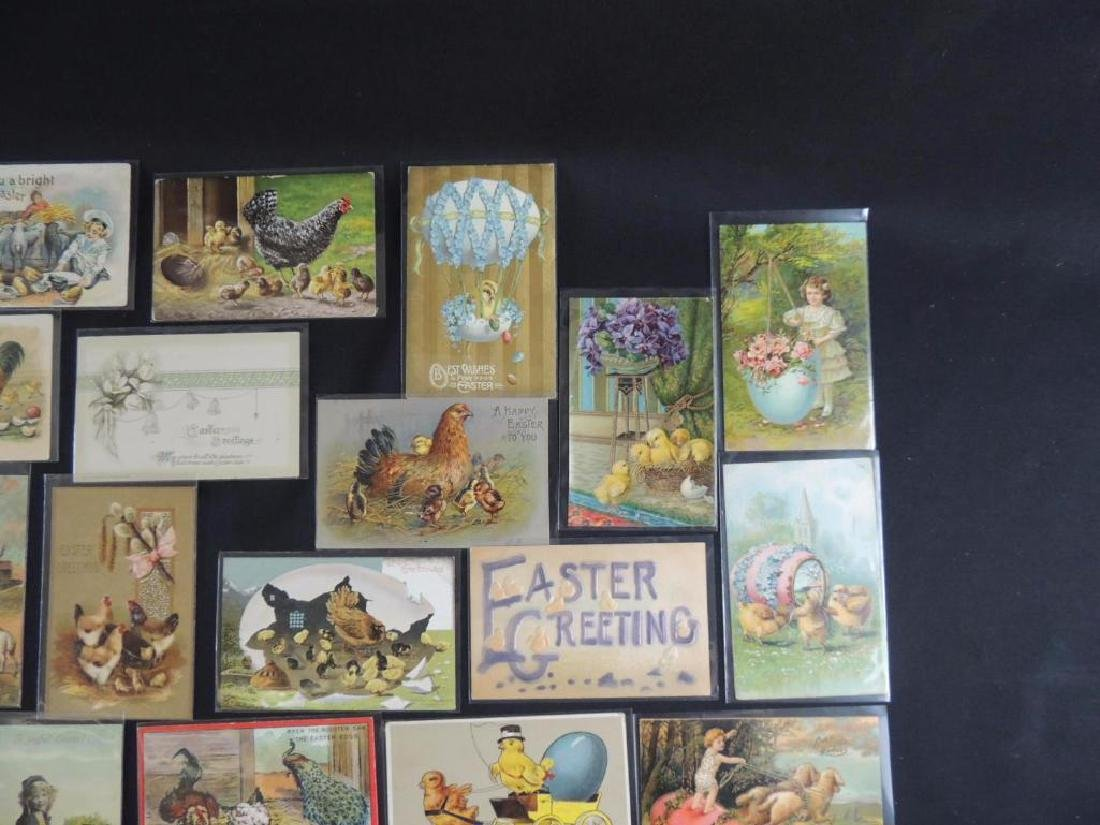 Approximately 50 Plus Easter Postcards - 2
