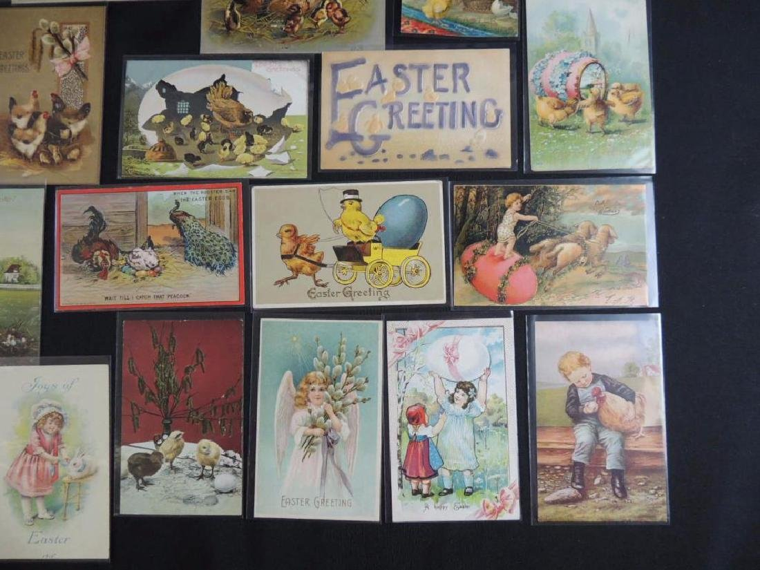 Approximately 50 Plus Easter Postcards - 3
