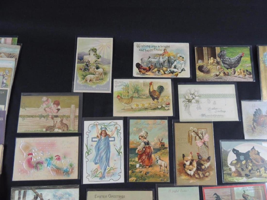 Approximately 50 Plus Easter Postcards - 5
