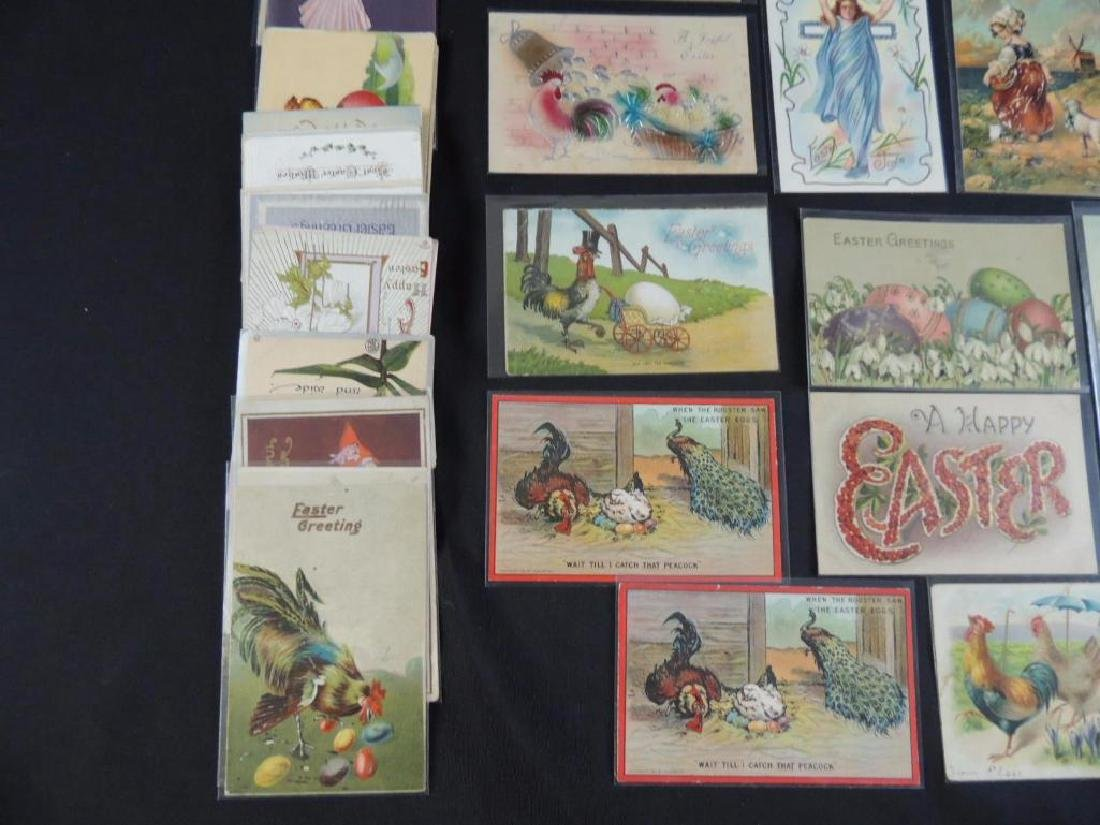 Approximately 50 Plus Easter Postcards - 7