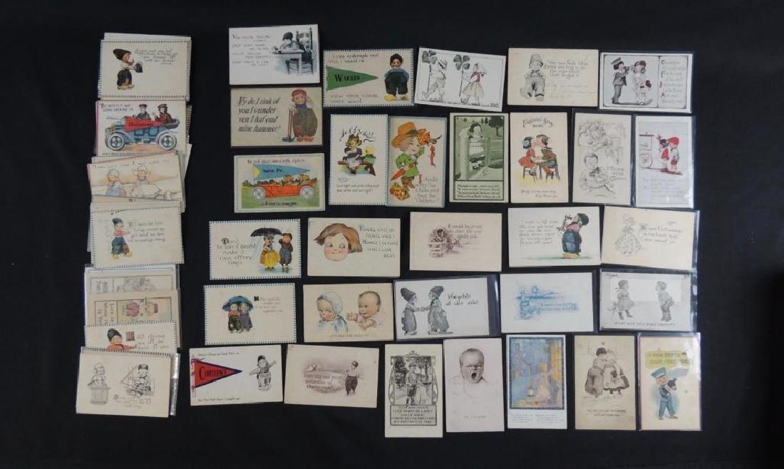 Approximately 60 Plus Children Illustrated Comic