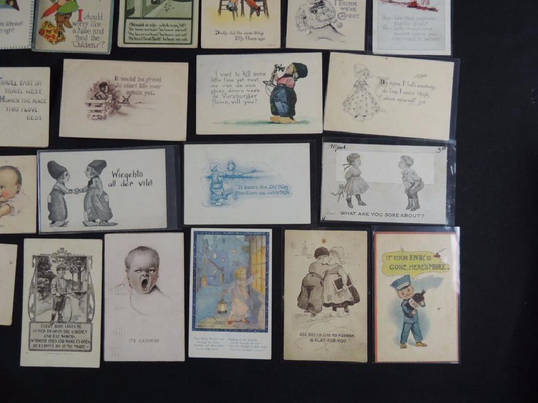 Approximately 60 Plus Children Illustrated Comic - 3