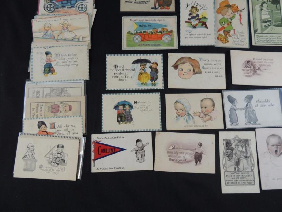 Approximately 60 Plus Children Illustrated Comic - 4