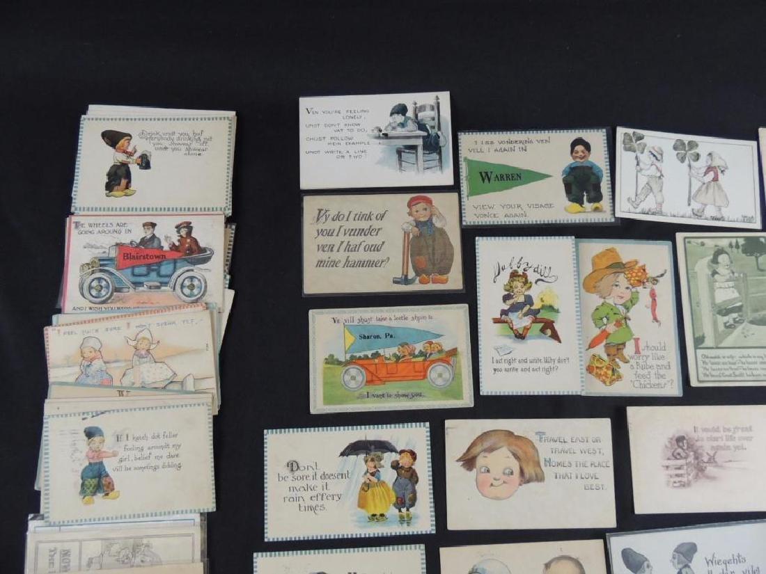 Approximately 60 Plus Children Illustrated Comic - 5
