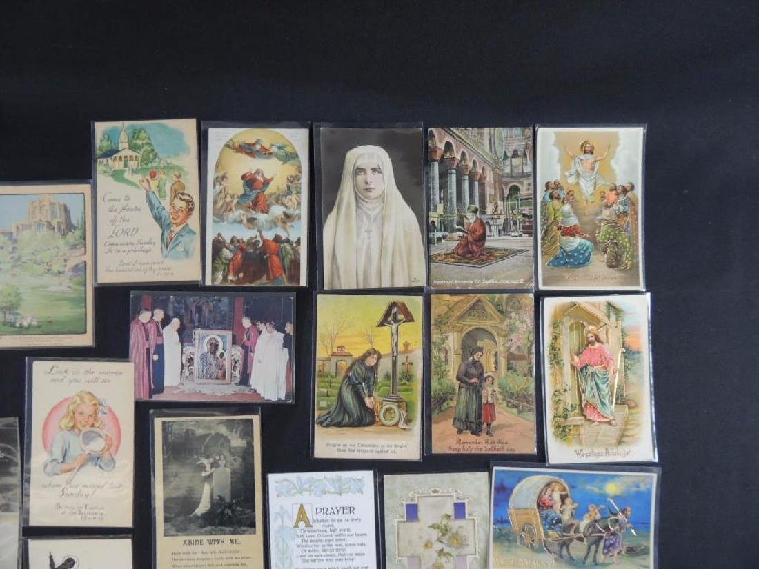 Group of 38 Religious Postcards - 2