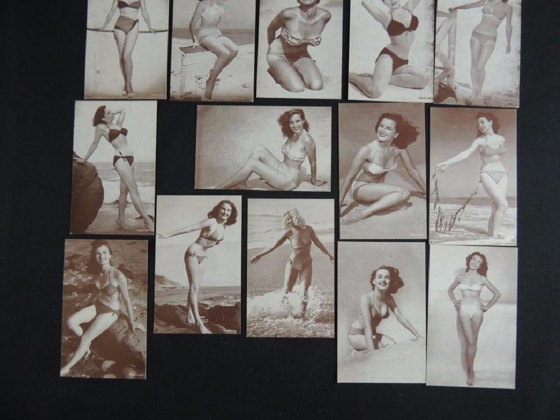 Group of 18 Women Exhibit Cards - 3