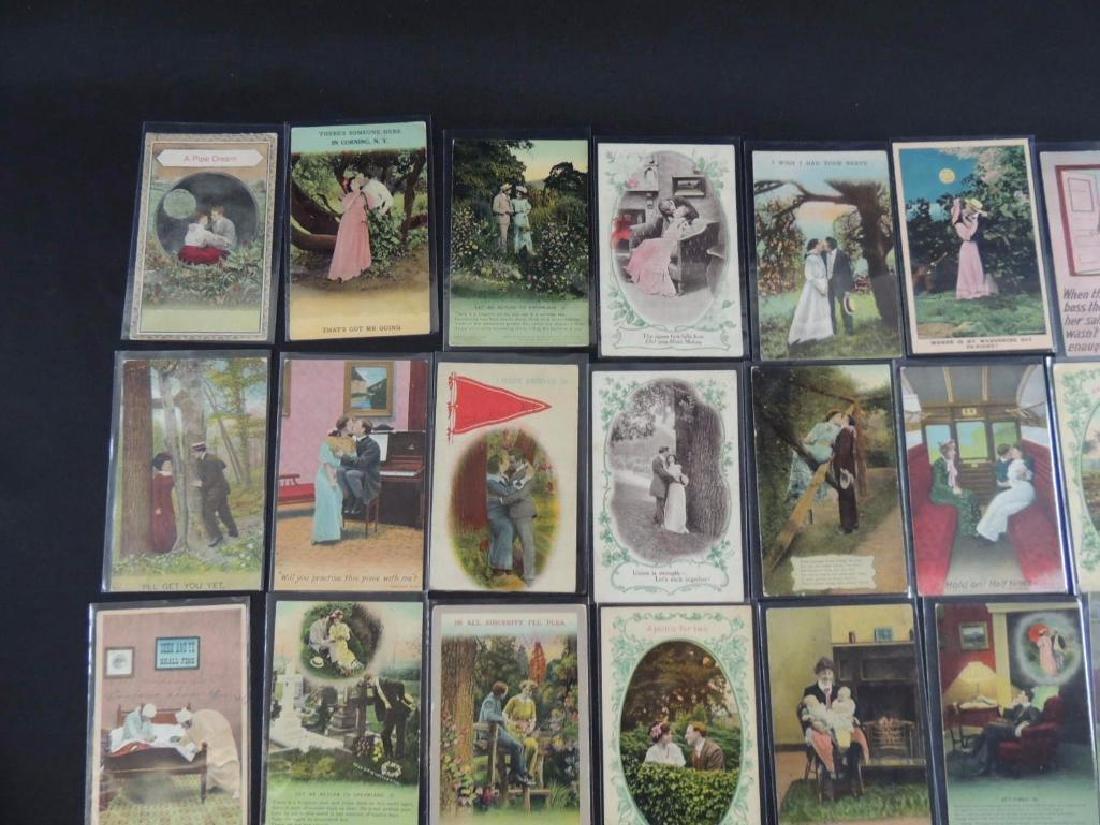 Group of 40 Bamforth Postcards - 5