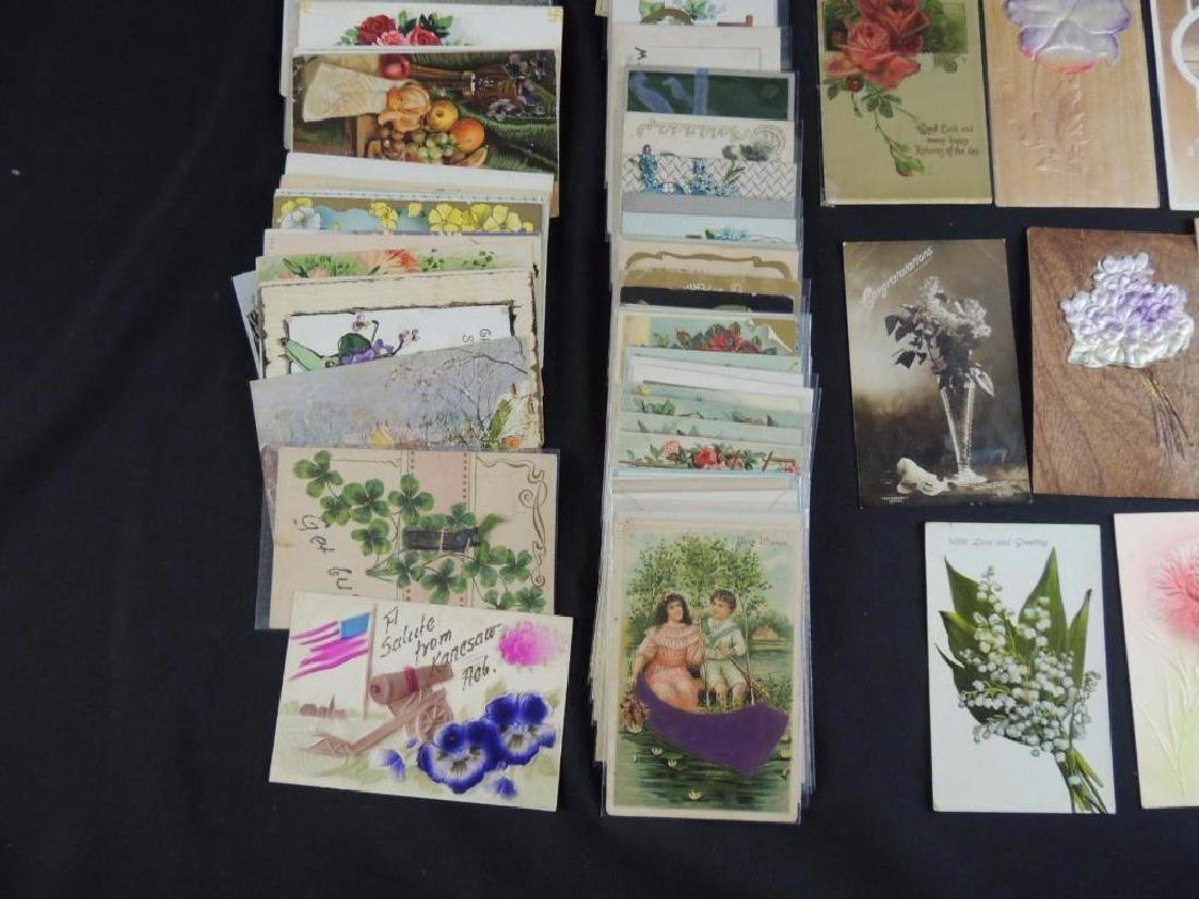 Approximately 100 Plus Greeting Postcards - 4