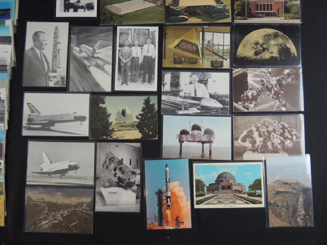 Approximately 120 Plus Space Postcards - 3