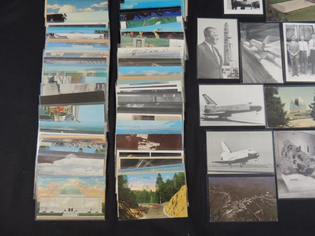 Approximately 120 Plus Space Postcards - 4