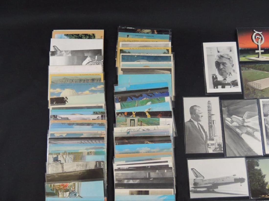 Approximately 120 Plus Space Postcards - 5