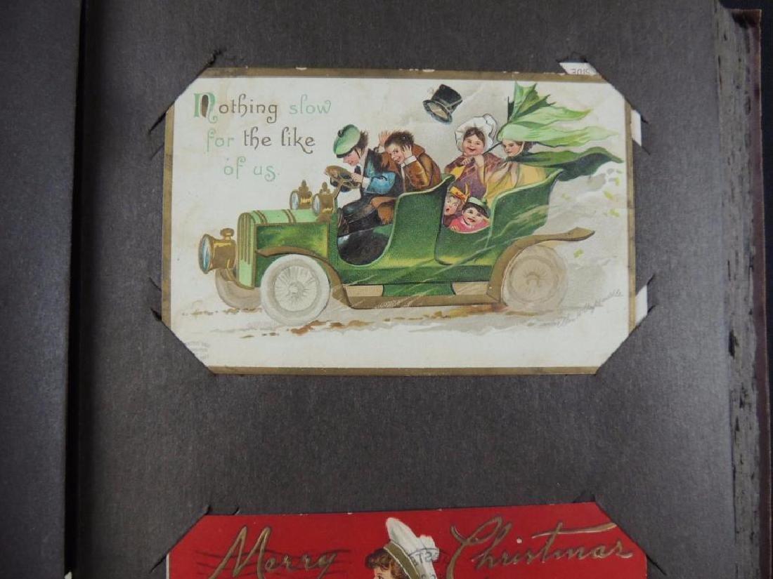 Ellen Capsaddle Holiday Postcard Album - 10