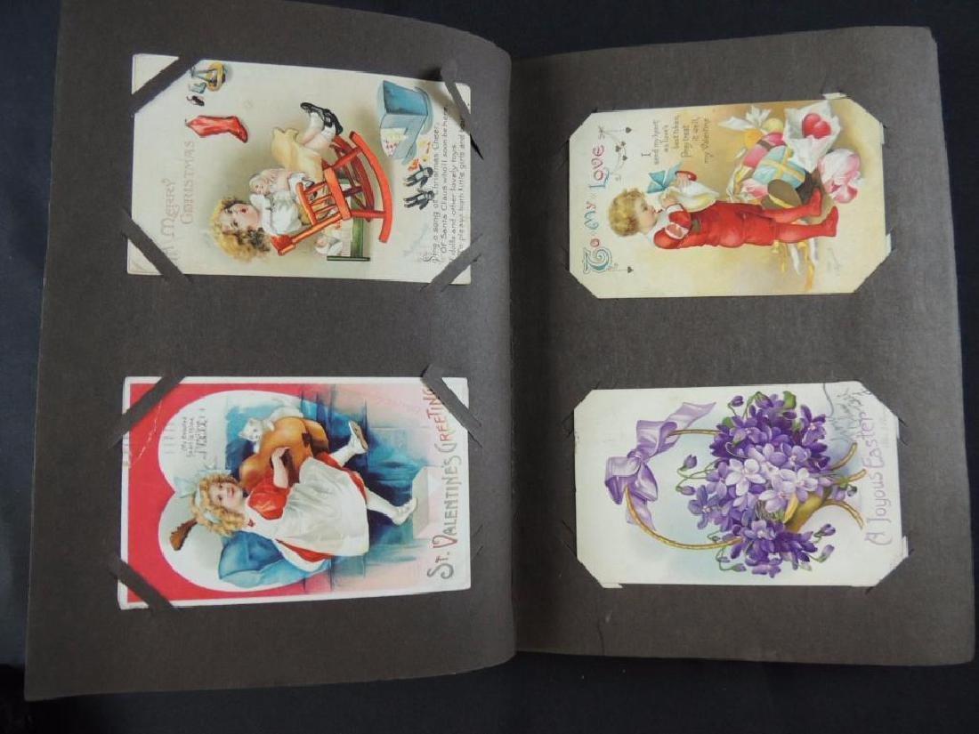 Ellen Capsaddle Holiday Postcard Album - 4