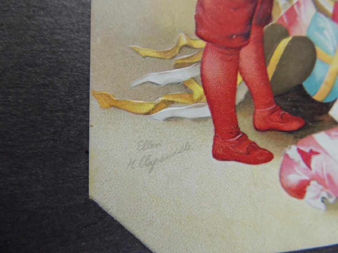 Ellen Capsaddle Holiday Postcard Album - 5