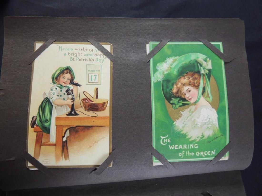 Ellen Capsaddle Holiday Postcard Album - 6