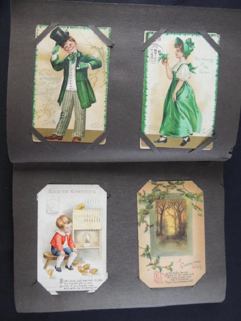 Ellen Capsaddle Holiday Postcard Album - 7