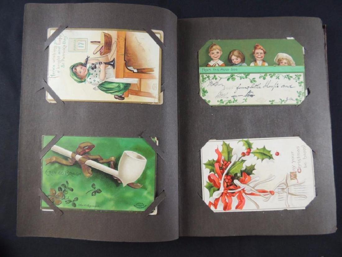 Ellen Capsaddle Holiday Postcard Album - 8