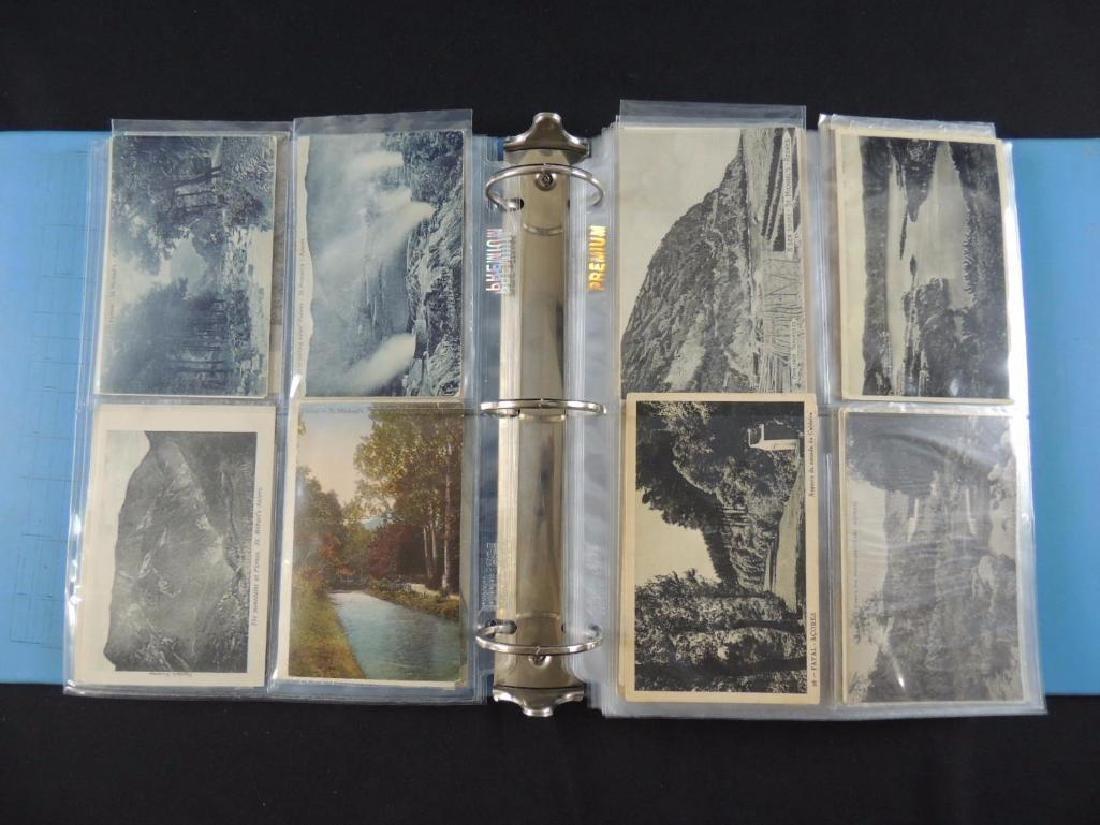 Postcard Album Featuring Approximately 130 Plus Azores - 3