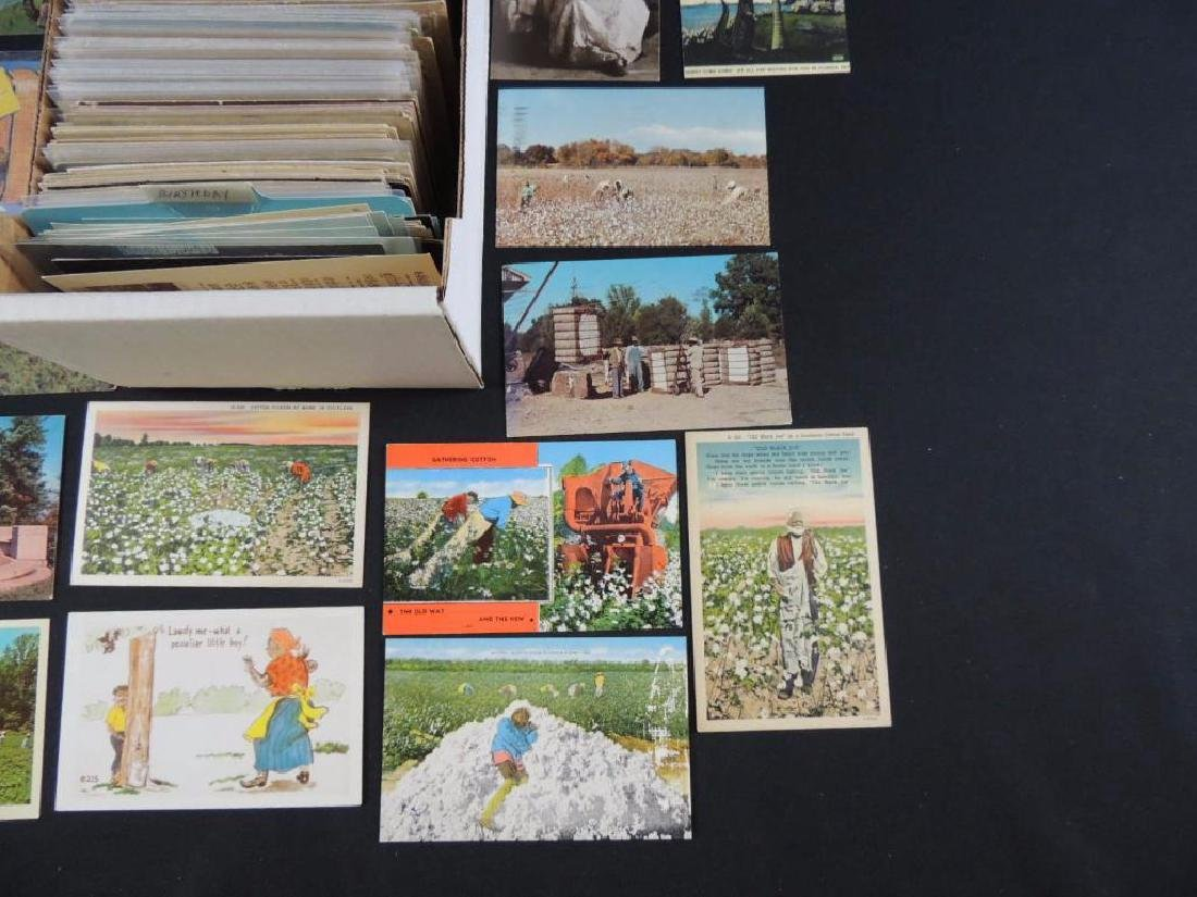 Approximately 700 Plus Topical Postcards - 3