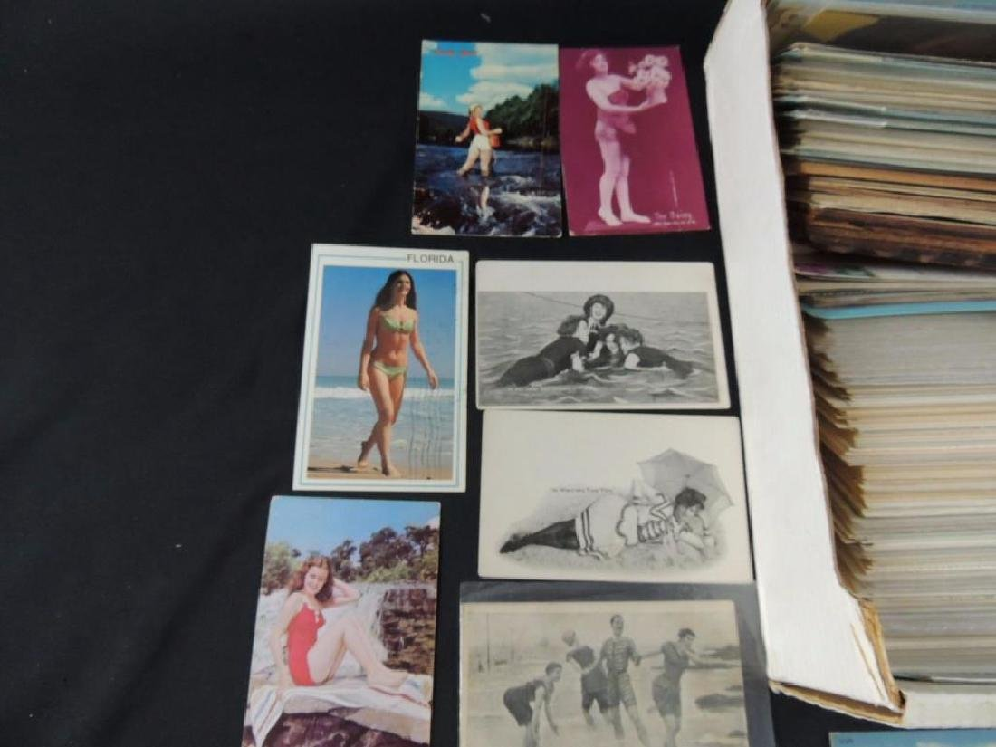 Approximately 500 Plus Topical Postcards - 5