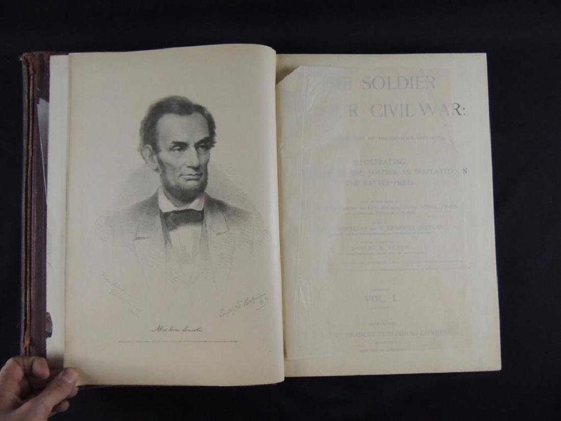 1885 The Soldier in Our Civil War Volumes 1 and 2 - 2