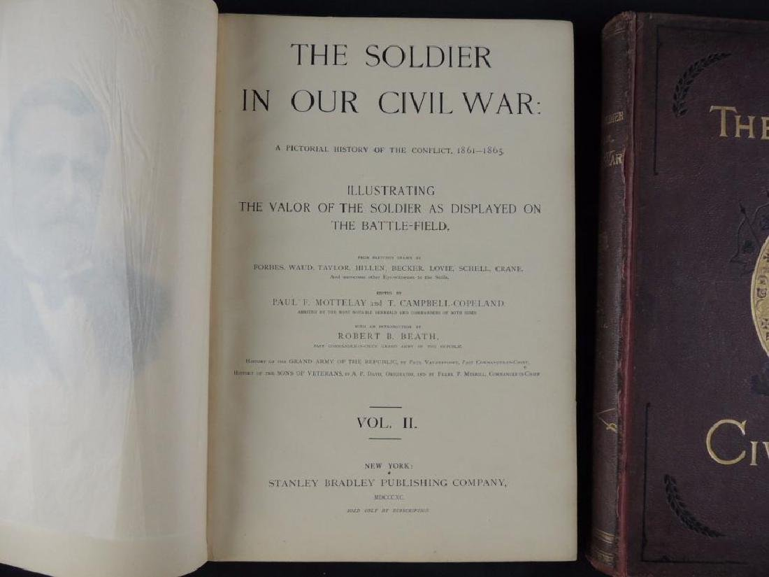 1885 The Soldier in Our Civil War Volumes 1 and 2 - 7