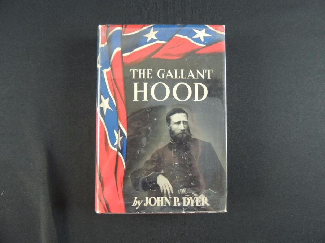 The Gallant Hood by John P. Dyer First Edition