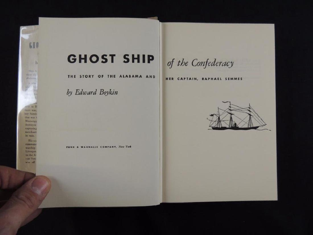 Ghost Ship of The Confederacy by Edward Boykin - 2