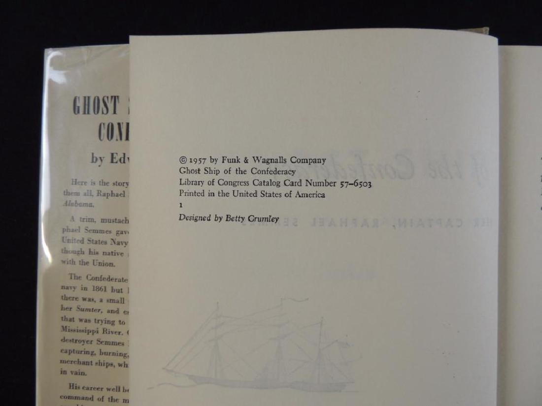 Ghost Ship of The Confederacy by Edward Boykin - 3